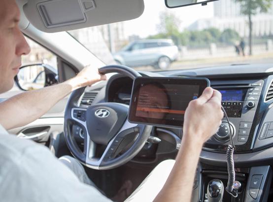 Как сделать работу водителя такси комфортнее?