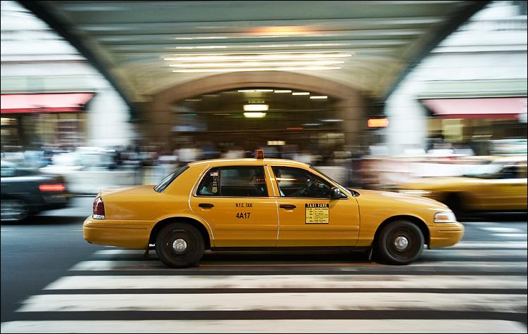 Основные правила выбора службы такси