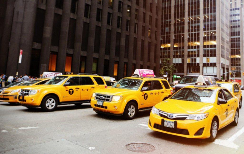 Как выдержать конкуренцию такси