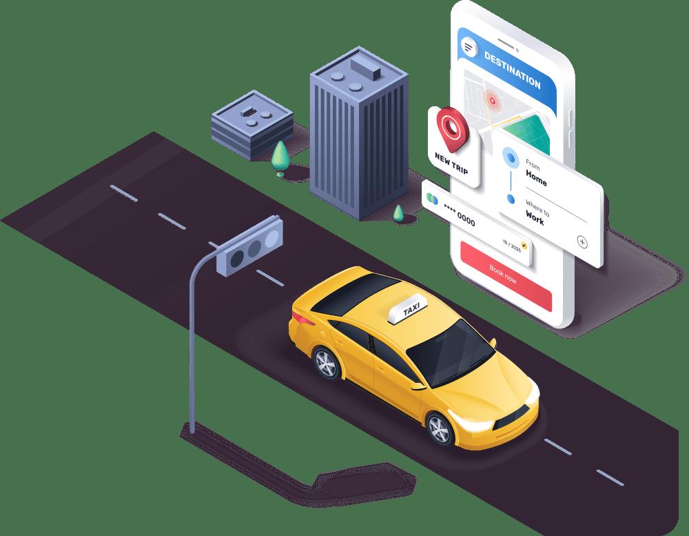 Программа для такси